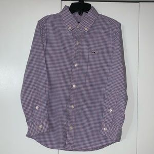 Vineyard Vines Dress shirt size 6
